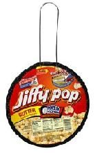 Jiffy pop, Jiffy pop, the magic treat. As much fun to make as it is to eat.