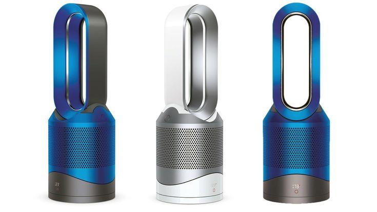 Nieuwe Dyson-ventilator met verwarmer en luchtreiniger | Bright.nl