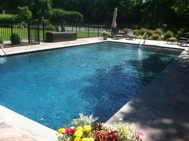 Square Gunite Pools   Google Search