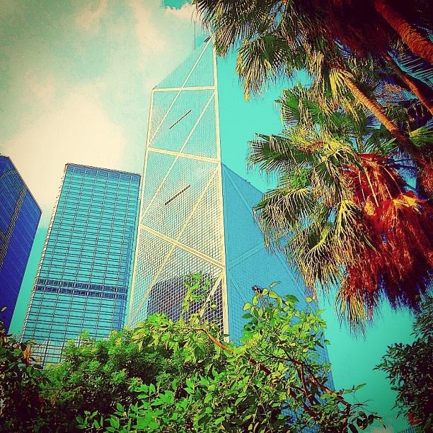 Bank of China Hong Kong - @balazsroth- #webstagram