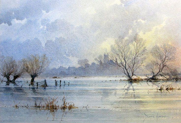 david howell watercolor - Cerca con Google