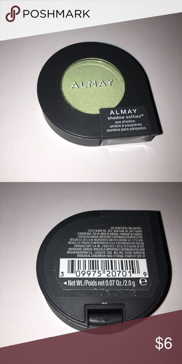 9 For $25 Almay Softies 105 Honeydew 9 For $25 Almay Softies 105 Honeydew ( light green )  Bundle 9 listings labeled 9 for $25 and submit an offer for $25  Or $6 each   Almay eyeshadow ( eye shadow )   New Unopened Almay Makeup Eyeshadow