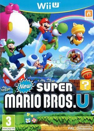 New Super Mario Bros. U sur WiiU
