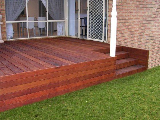 Melbourne Timber Decks and Decking Builder