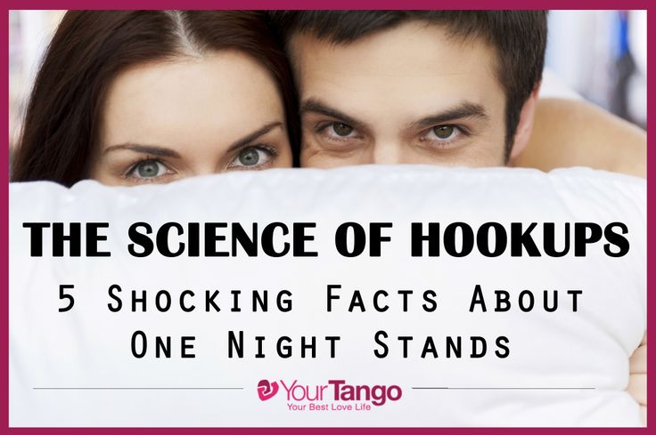 science hookups shocking facts about night stands