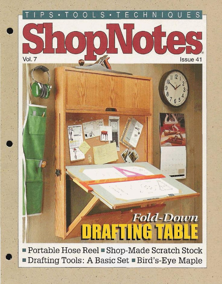 Shopnotes issue 41 by Adrian Kuney