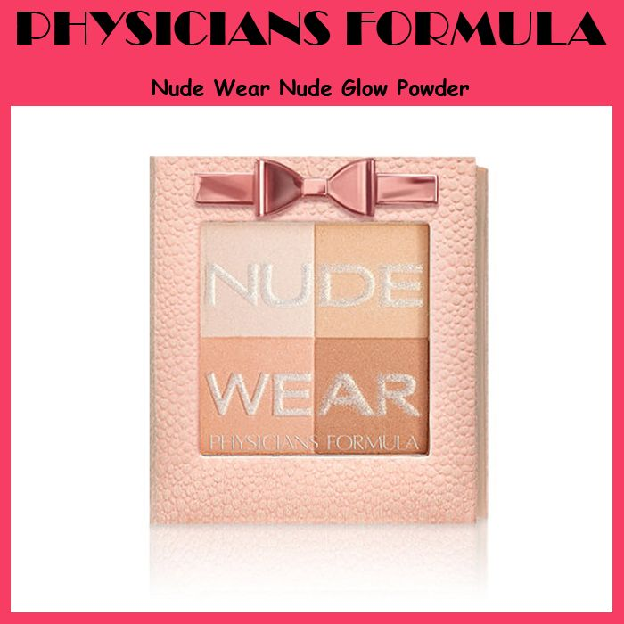 PHYSICIANS FORMULA Nude Wear Nude Glow Powder - IDR 274.500 (Free Shipping)