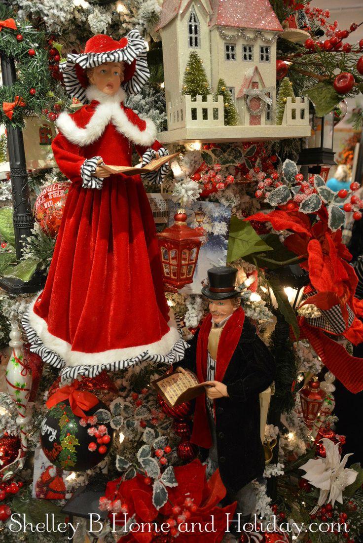 Christmas carolers figurines for sale - Christmas Caroler Figures Set Of 4
