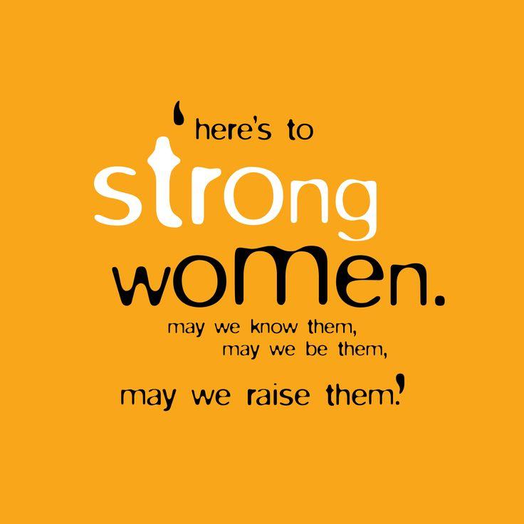 Happy International Women's Day! #IWD2016 #quotes