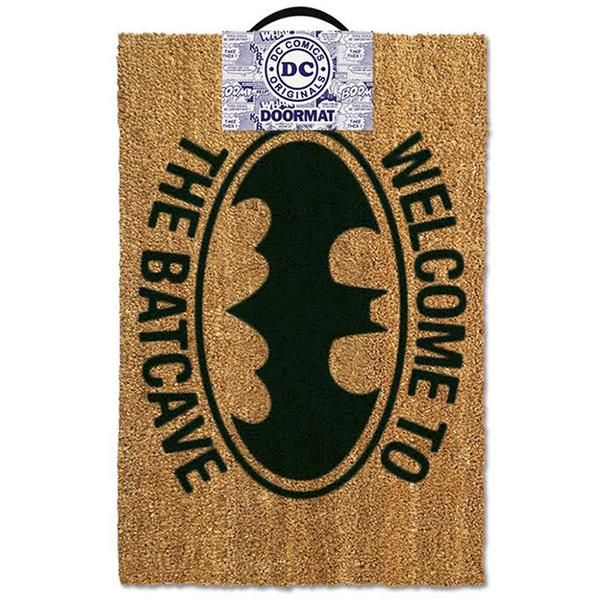 Batman 'Welcome To The Batcave' Door Mat