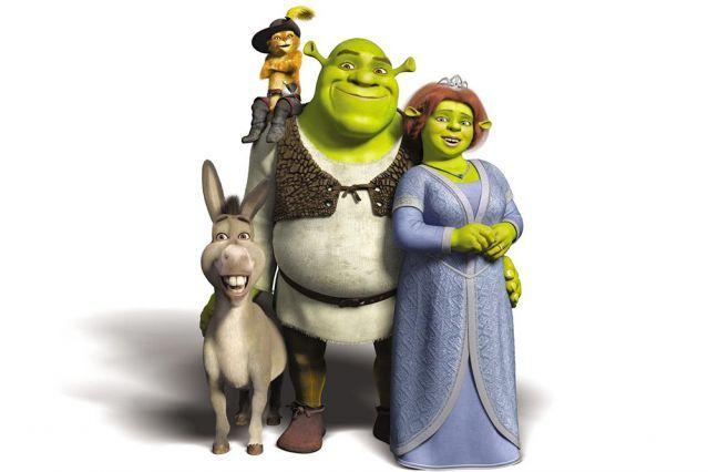 Les meilleurs #dessins animés pour #enfants: #Shrek.