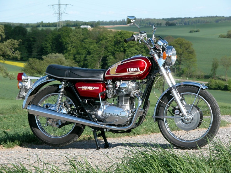 42 best yamaha motorcycles images on pinterest yamaha motorcycles 1976 xs 650 by axel bhmert fandeluxe Image collections