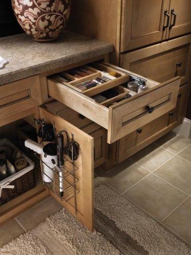 10 best offset sink in bathroom vanity images on pinterest Bathroom vanity storage organization