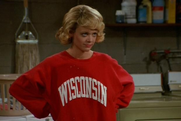 Lisa Robin Kelly on That '70s Show