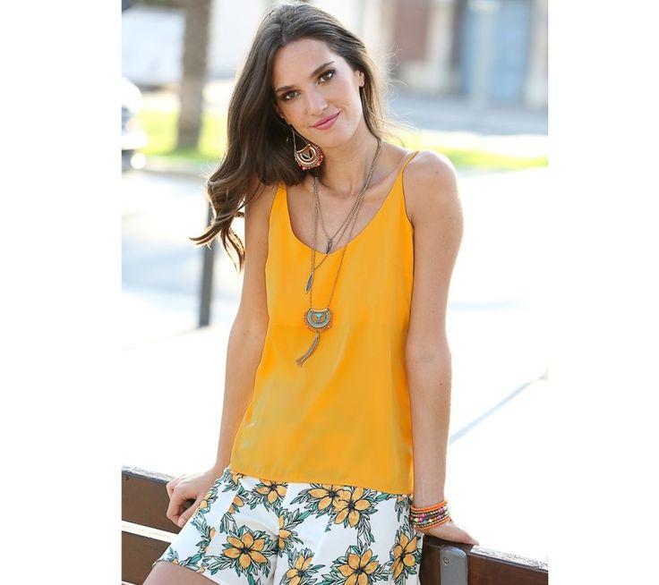 Asymetrický blúzkový top | modino.sk  #modino_sk #modino_style #style #fashion #newseason #autumn #fall