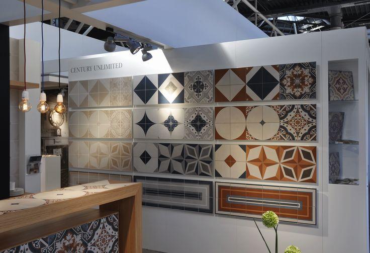 Bathroom Tile Material