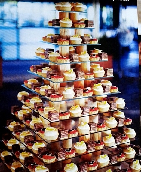 Mini Dessert Buffet: Buffet De Postres, Mini