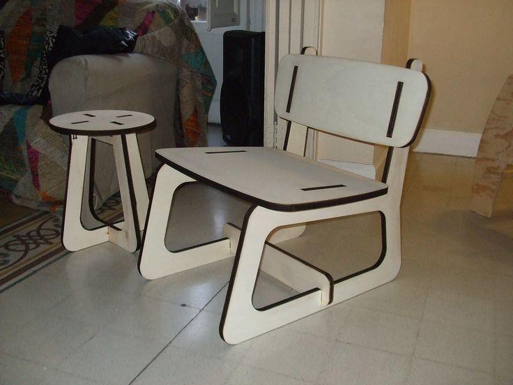 FELICIA Armchair on Behance