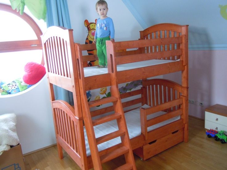 Ágymester emeletes ágy egyedi méretben