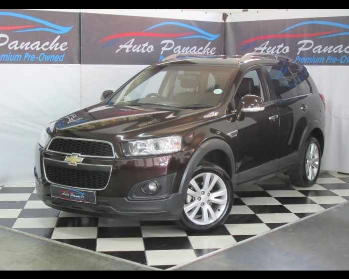 2015 Chevrolet Captiva 24 Lt Httpautoshowroom