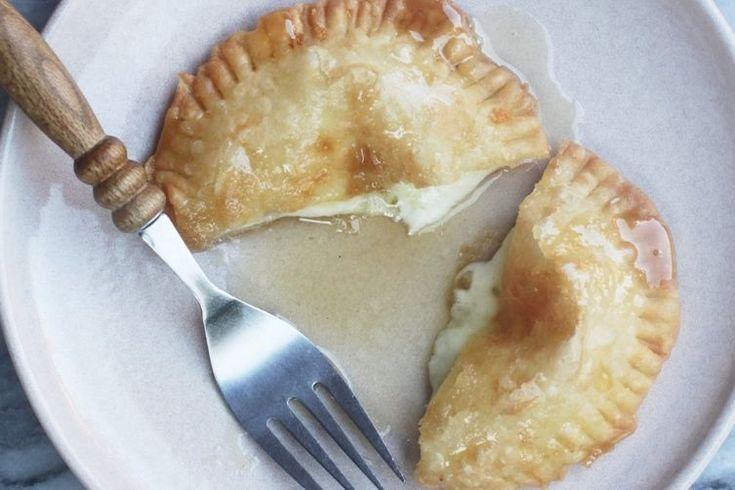 Seadas (Sardinian Honey and Cheese Pastries) recipe on Food52