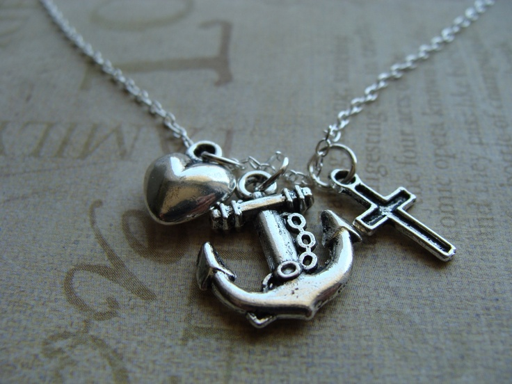 1000 images about faith hope charity on pinterest for Faith hope love jewelry