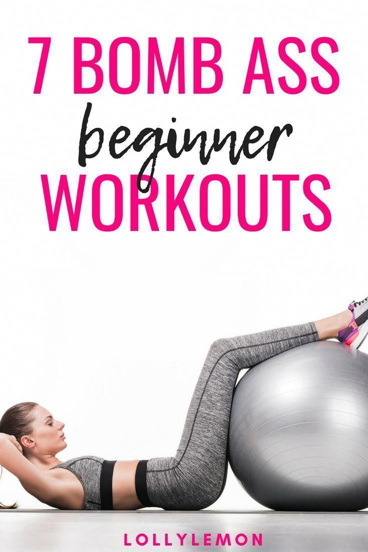 Here are some of the best workouts for beginners I've found on the