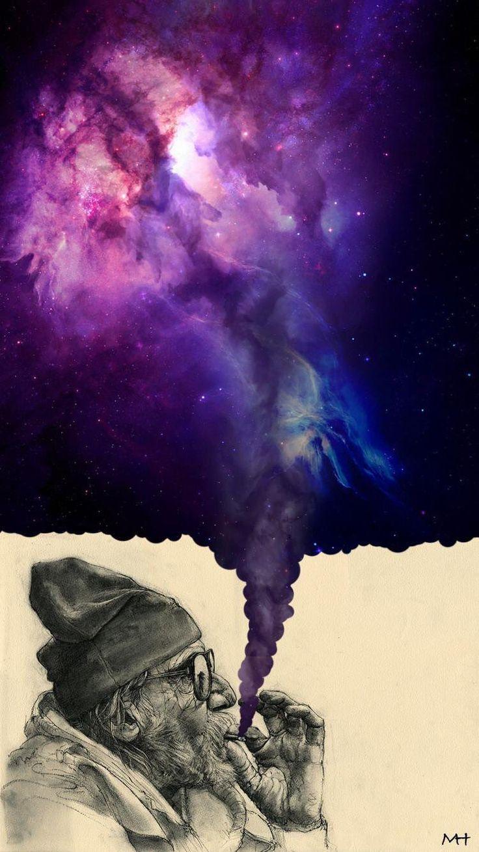 Smoking 2 Da Universe