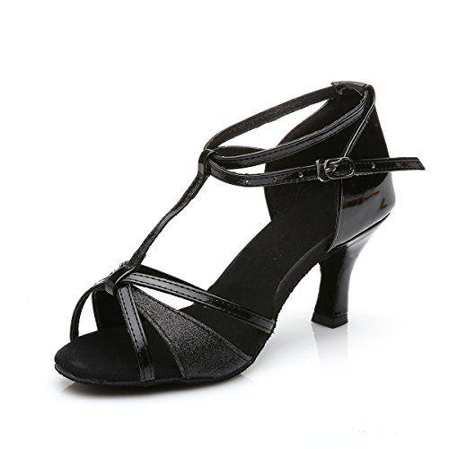 Sandales De Hauts Pour Vesi Talons Danse Femme Chaussures Latine nwNv0Om8