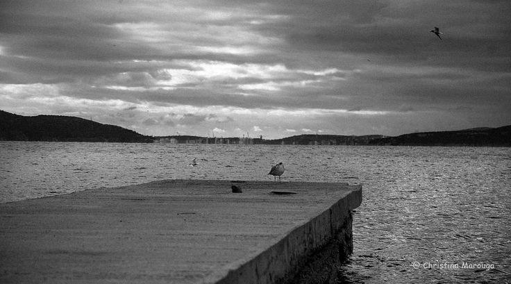 #moments #blackandwhite #photography #elefsina #eleusis