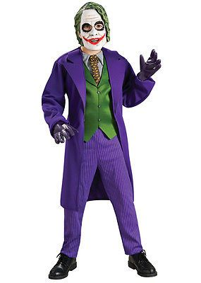 Kids #deluxe the dark knight #joker #costume,  View more on the LINK: 	http://www.zeppy.io/product/gb/2/191952354474/