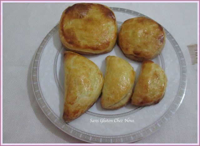 Paté tunisien au four sans gluten ( avec pâte feuilleté sans gluten).