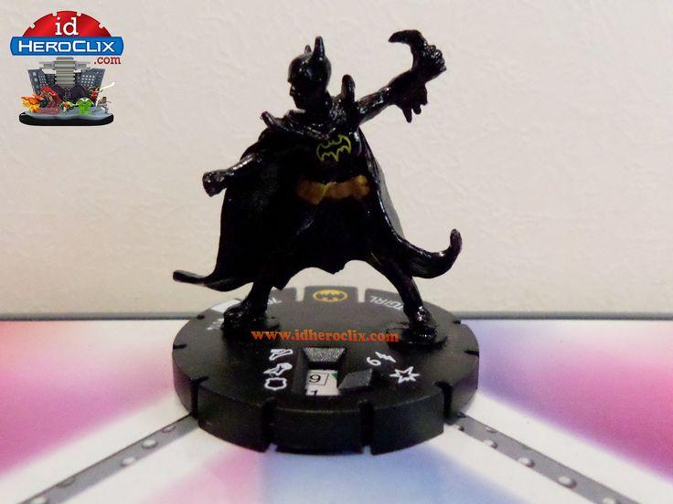 Batgirl #014 Crisis DC Heroclix