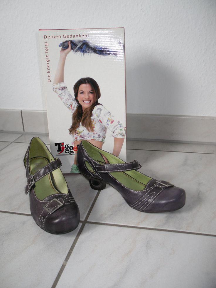 Tiggers Pumps Antikleder dunkel-lila Gr. 37 in Kleidung & Accessoires, Damenschuhe, Pumps | eBay!