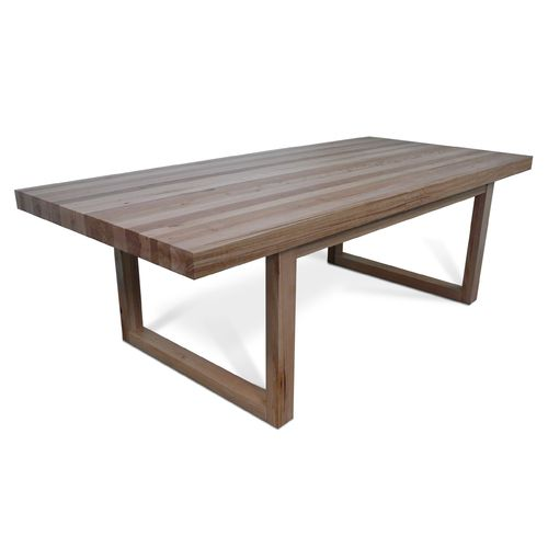 Bondi Dining Table 2400 Tasmanian Oak