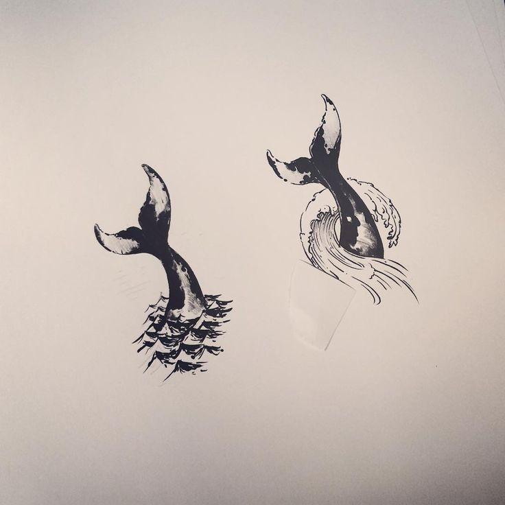 : Whale's tail  #tattoo #tattooistdoy #tattooworkers #tattooistartmagazine #tattooinkspiration #skin_tattoos #inkstinctsubmission #inspirationTattoo #타투 #타투이스트도이 #whale #tail #design #drawing