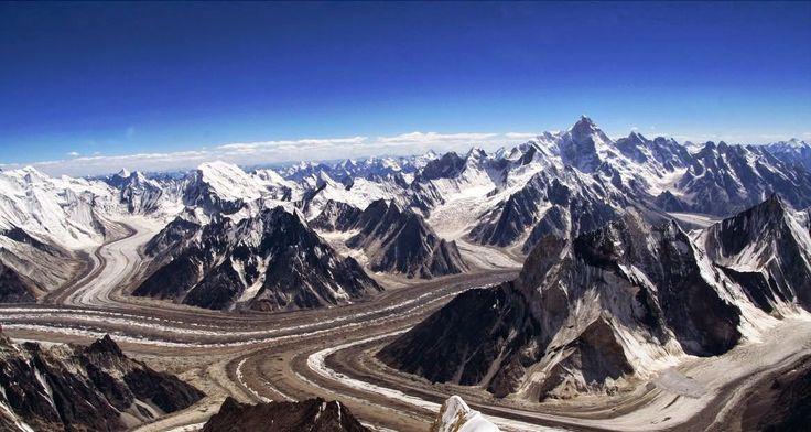 Mountain in Gilgit Baltistan