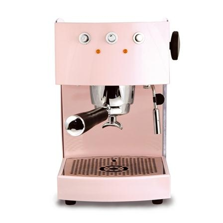 Ascaso Arc Versatile Coffee Machine, Pink - Pods Included