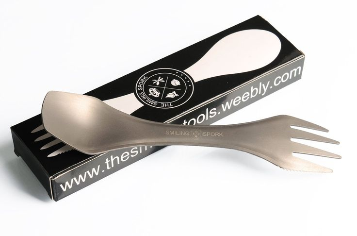 Titanium Spork 3in1, Spoon Knife Fork. Outdoors Utensils. Best Choice for Camping Fishing Hunting Traveling Hiking Picnic and Any Other Outdoor…