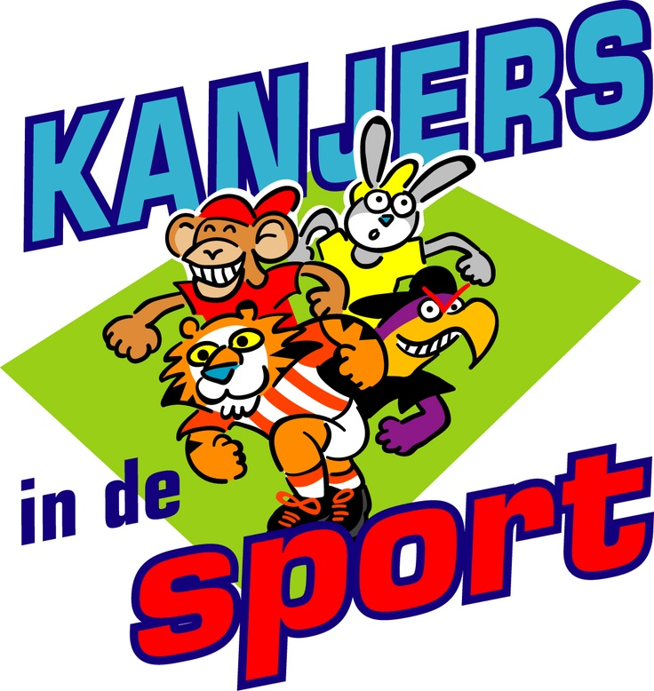 Kanjers in de sport- Sportafbeeldingen