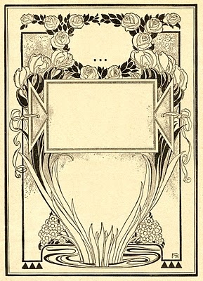 bookplate templates for word
