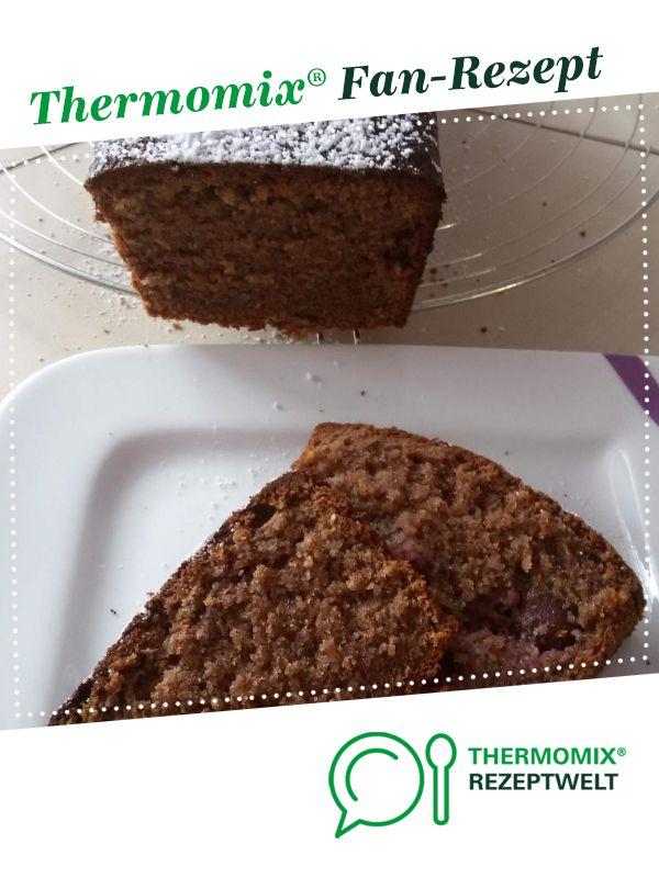 Eiweißverwertung Eiweiß Schoko Kirsch Kuchen Rezept Thermomix