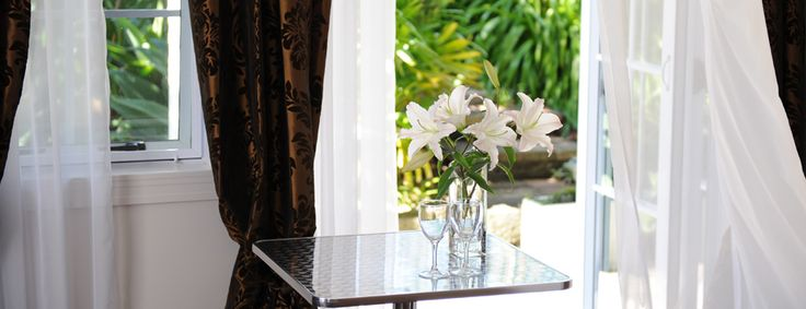 Brantome Villa luxury accommodation Whangarei New Zealand .Northland wedding venue.