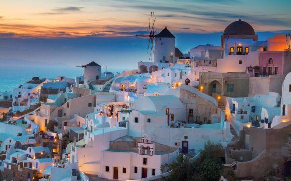 Les 10 plus belles îles Grecques - Santorin