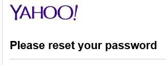 recuperar contraseña Yahoo