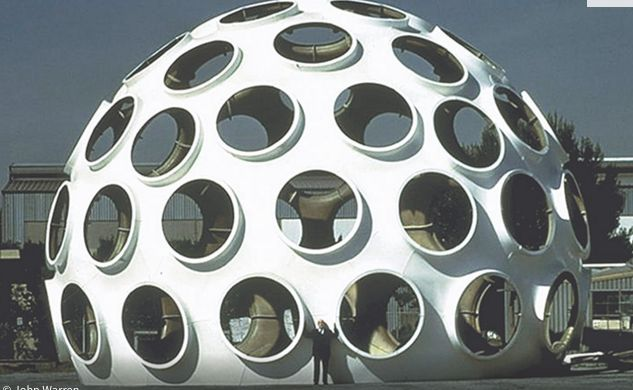 Robert Rubin Receives AIANY Award of Merit | The Buckminster Fuller  Institute