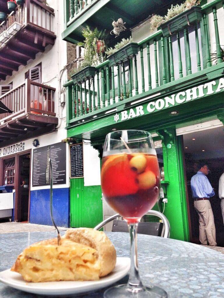 Bar conchita - Hondarribi