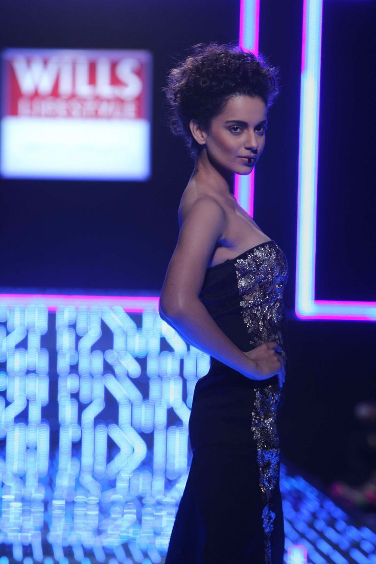 The ravishing Kangana strikes a pose