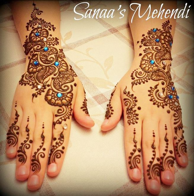 Flower Wali Mehndi : Best images about mehndi hai rachne wali on