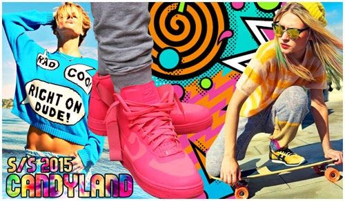 TRENDS // FASHION SNOOPS - SPRING/SUMMER 2015 WOMEN'S ACTIVE - Fashion All Designs